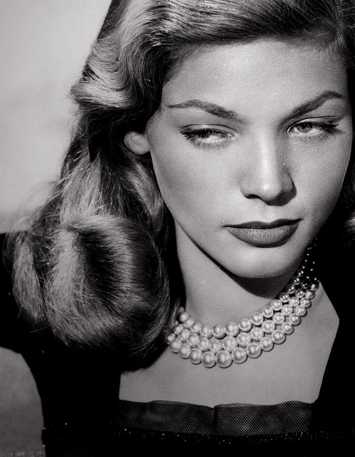 Vintage Muse du Jour: Lauren Bacall