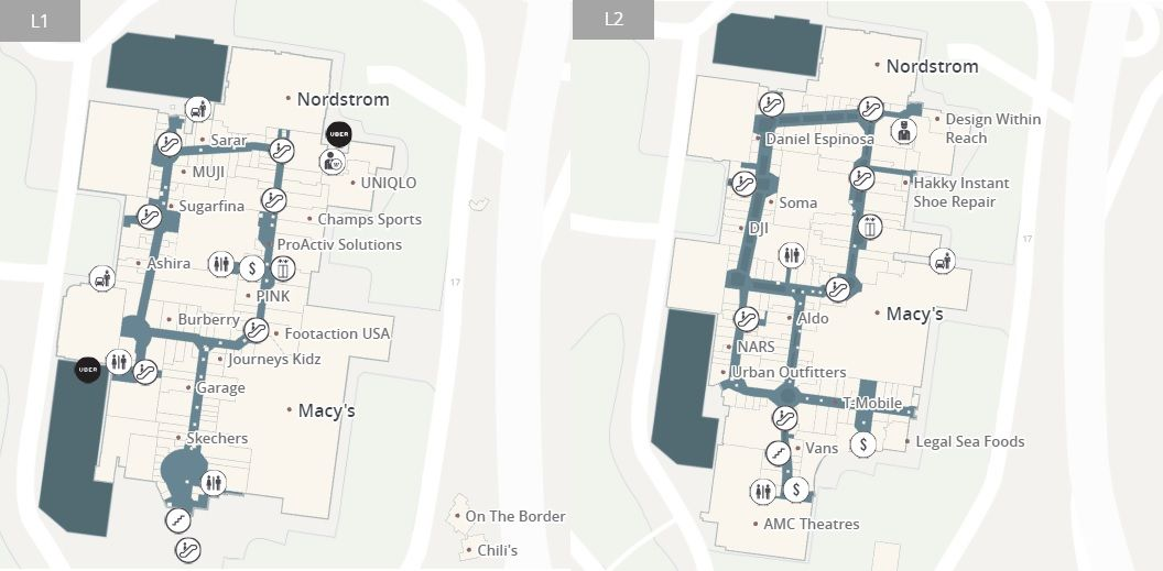 Kenwood Towne Center Map on kenwood ohio, winrock town center map, kenwood towne center street view, jeffersonville town center map, easton center columbus ohio map, lloyd center map, kenwood towne mall directory, anderson towne center map,