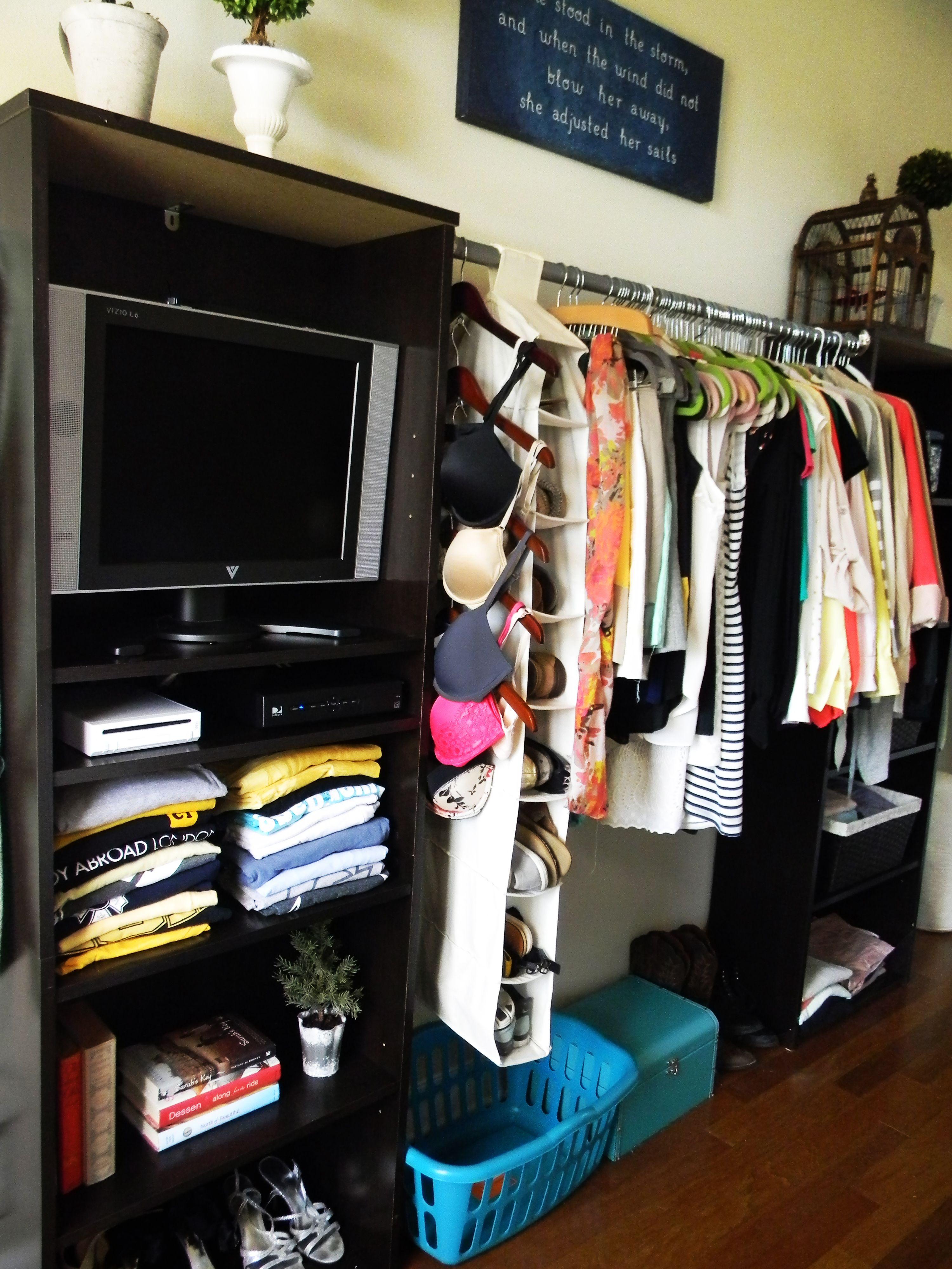 No Closet Solution