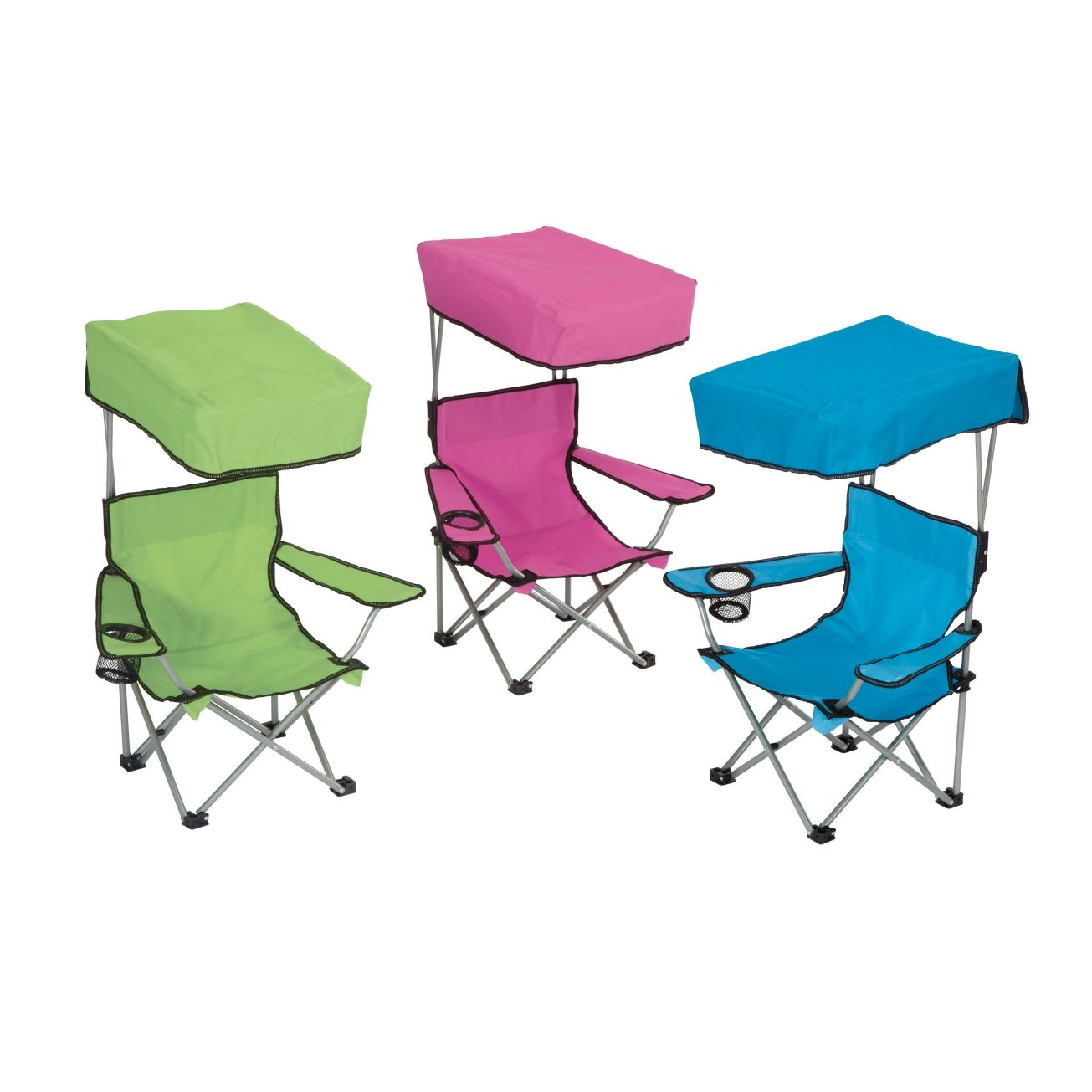 Soccer Mom Covered Chairs Black Cross Back Kitchen Sport With Canopy And Ultimate Spectator Chair