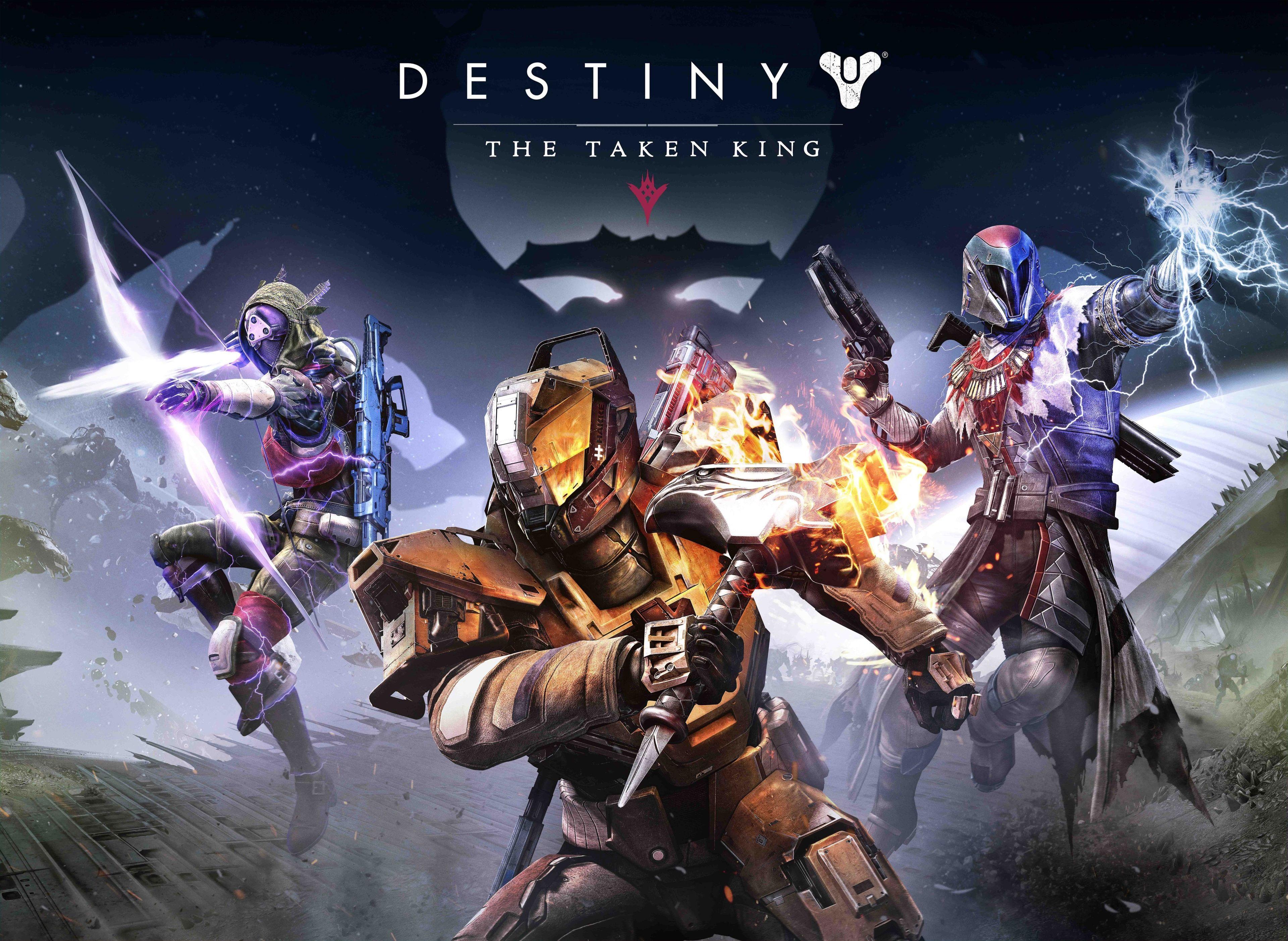 3840x2804 Destiny 4k Ultra Hd Desktop Wallpaper Destiny The Taken King The Taken Destiny
