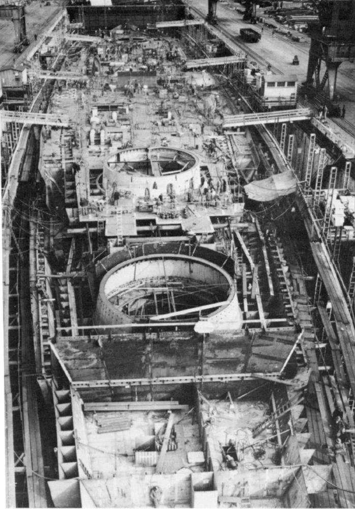 Aircraft Carrier Engine Room: USS Kentucky (BB-66) - Wikipedia
