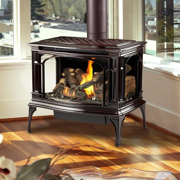 Greenfield Gas Stove By Lopi Gas Stove Fireplace Wood Stove Corner Wood Stove
