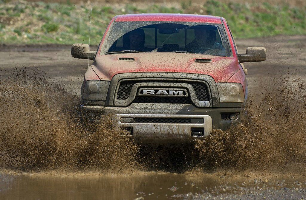 Always find a way to jump in the #MUD #RAM