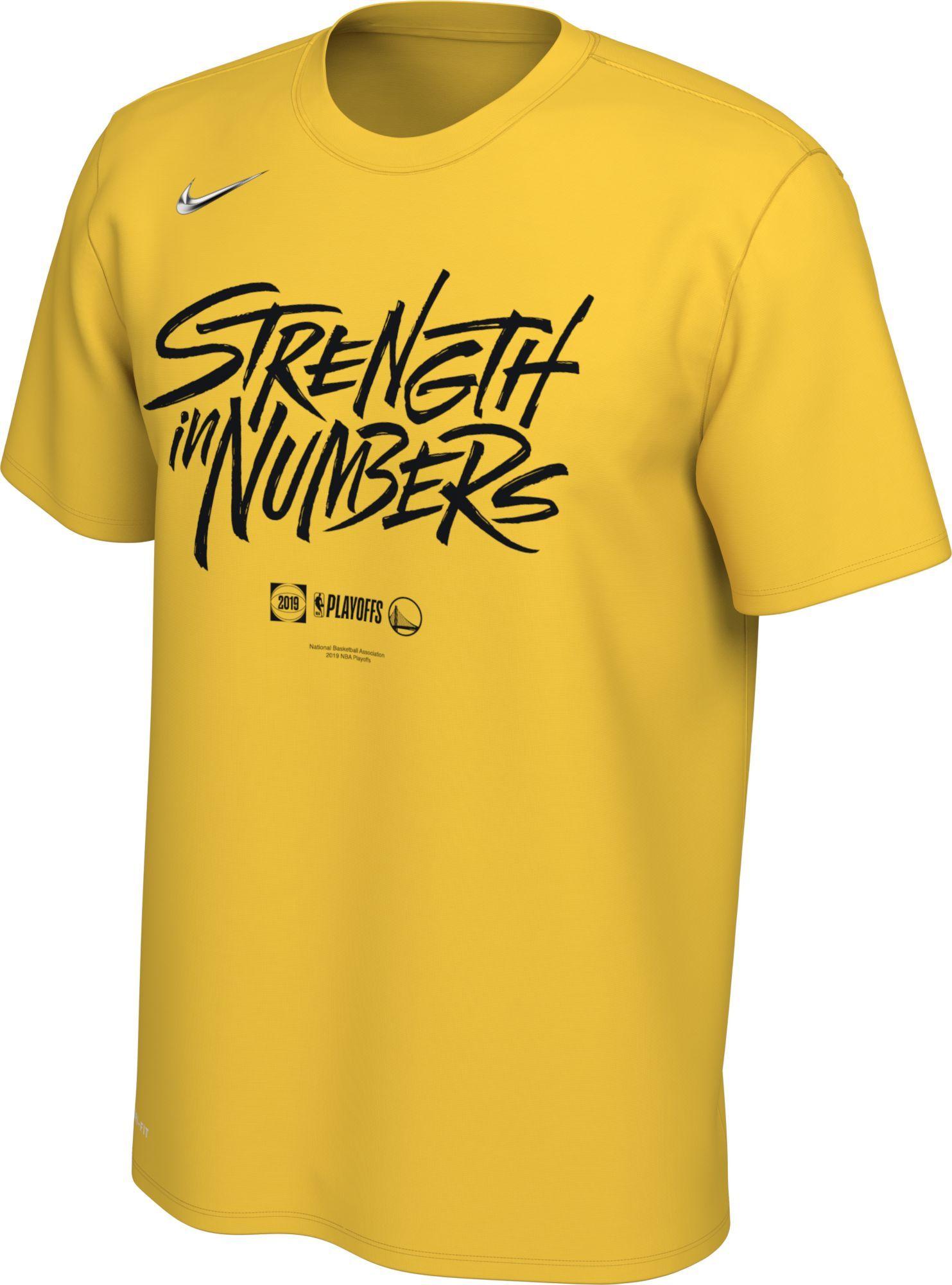 info for 8dc0b f834e Nike Men s Golden State Warriors 2019 Playoffs