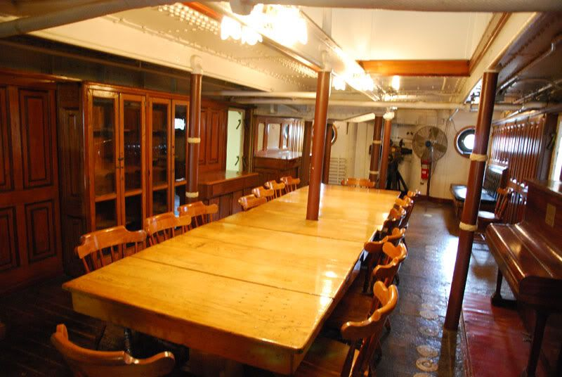 Interior Uss Olympia Google Search Peacemaker