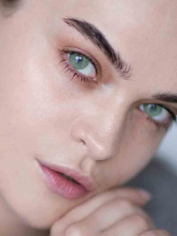 Polar Lights Yellow Green Colored Contact Lenses In 2019