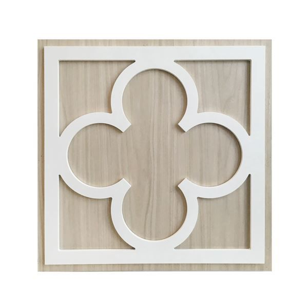 Quatrefoil O'verlay Kit for IKEA Expedit or Kallax