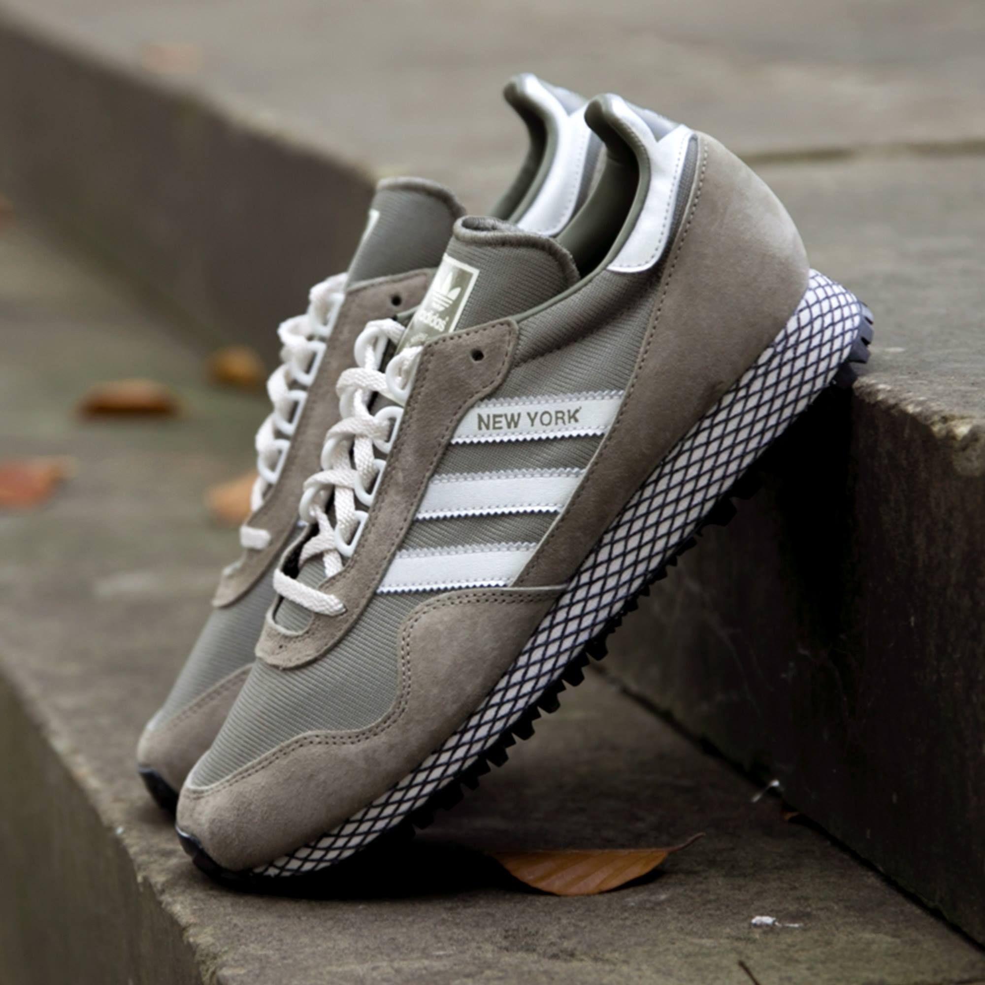 adidas new york vintage