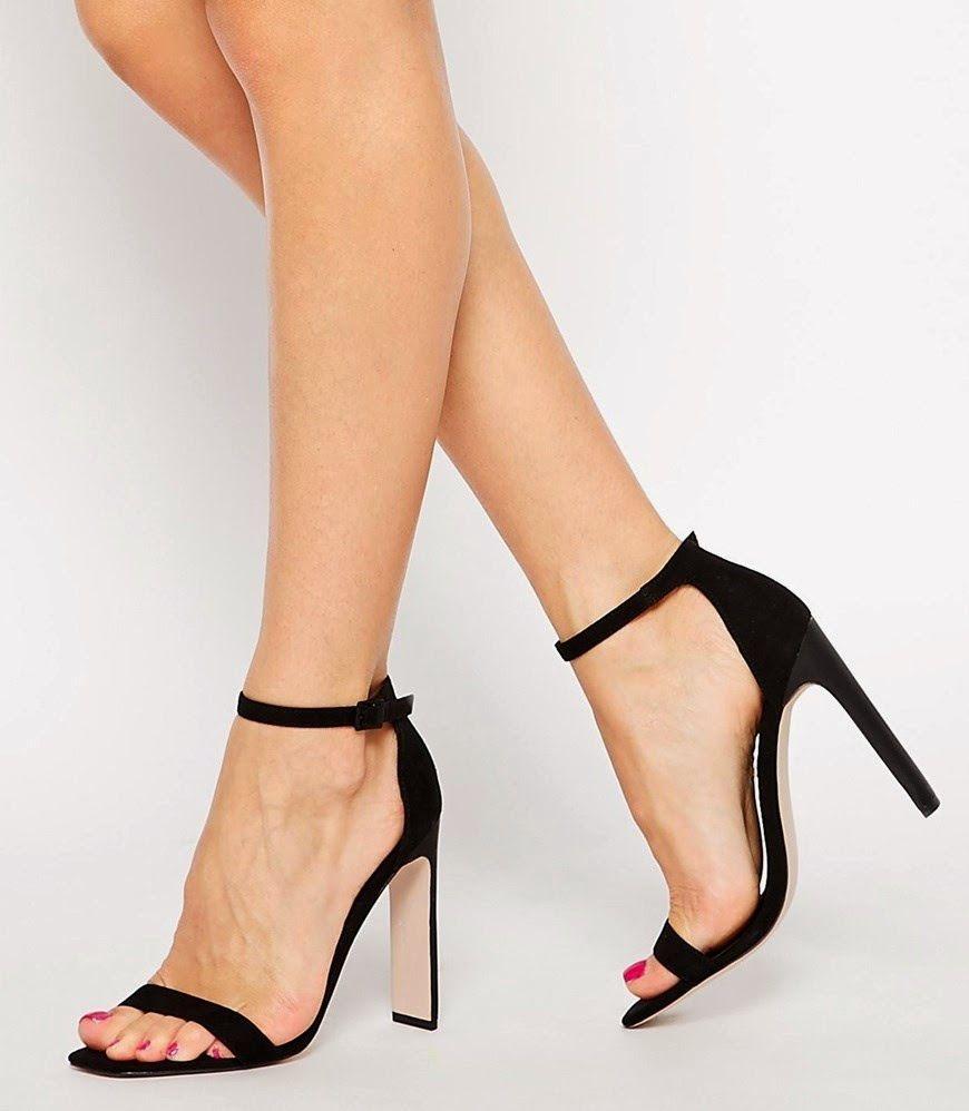 Zapatos de fiesta para titulación   Zapatos de mujer 2015   Nabor ...