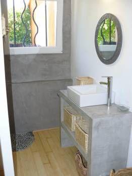 plan de vasque de salle de bain siporex recherche google siporex bathroom home decor et decor. Black Bedroom Furniture Sets. Home Design Ideas