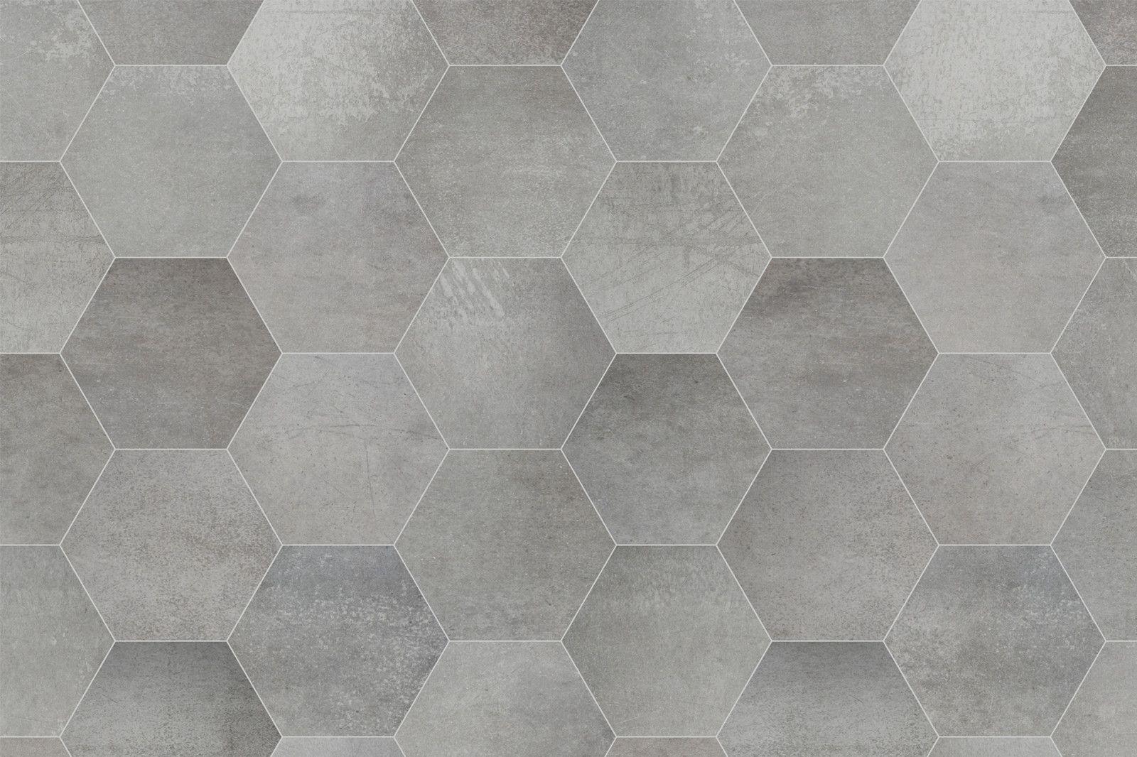 6 Hoekige Tegels : Concrete l m g  vloeren