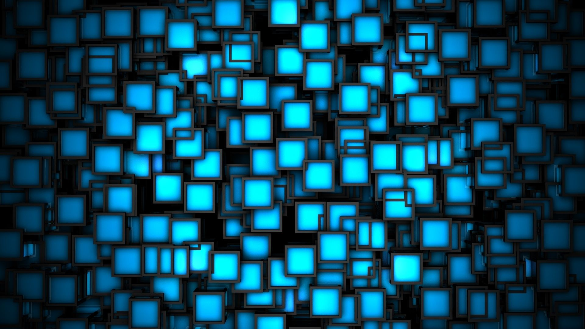 hd 3d wallpaper - blue cubes | wild about blue | pinterest