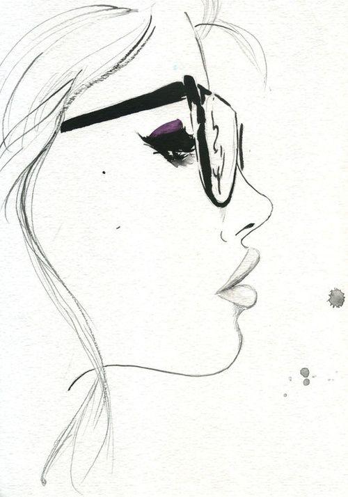 No Glasses Pencil Drawings Easy Pencil Drawings Tumblr Drawings