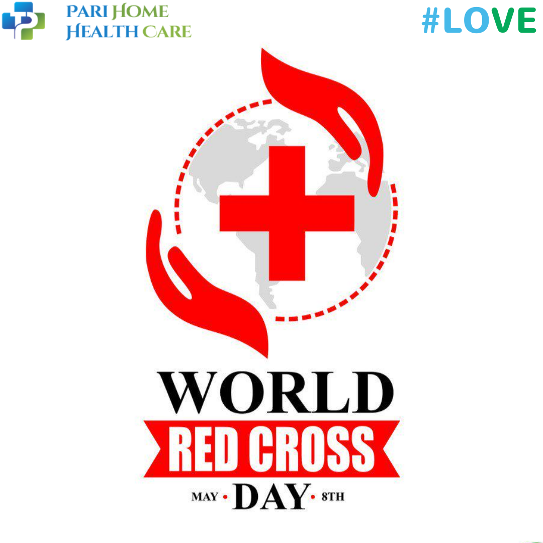 WorldRedCrossDay Helping hands is better than praying