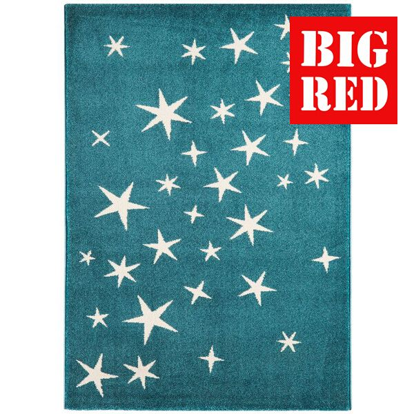 Stars Blue Play Asiatic Rugs Best Prices In The Uk From