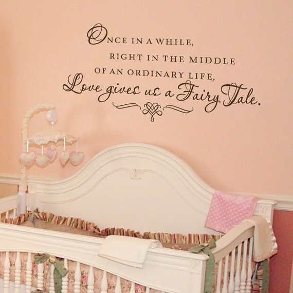 nursery wall art!
