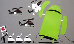 Como Apps de terceros, y Google, se están apoderando de iOS