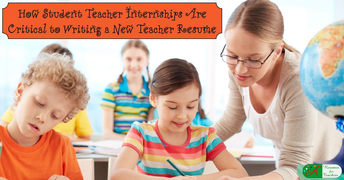 How to Use Student Teacher Experience in New Teacher