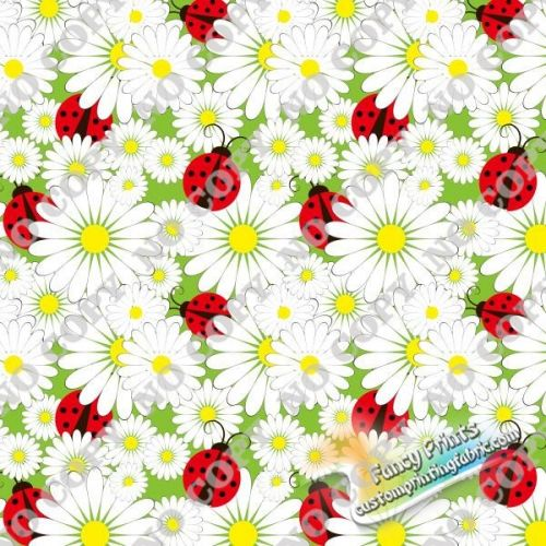 FC038 flowers digital printed fabric, fancy custom printed fabric