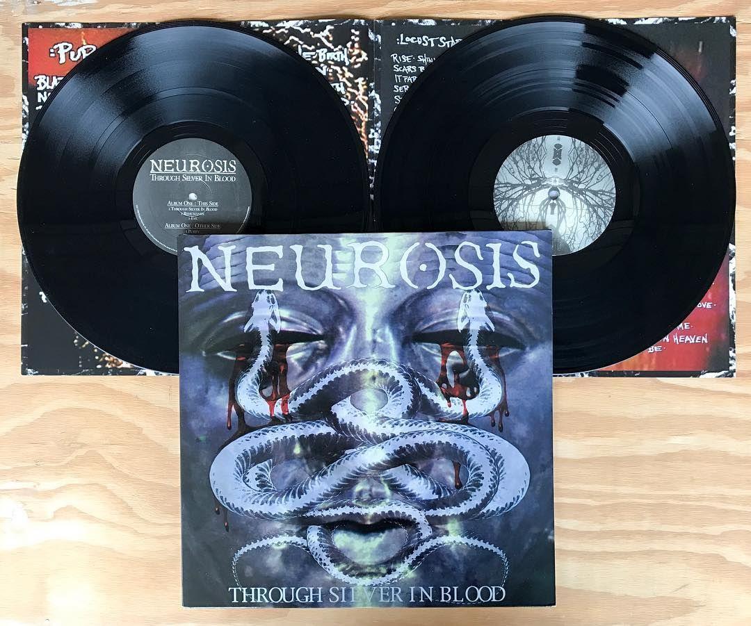 #decvinylworship Day 23: A Genre-Defining Album. Neurosis
