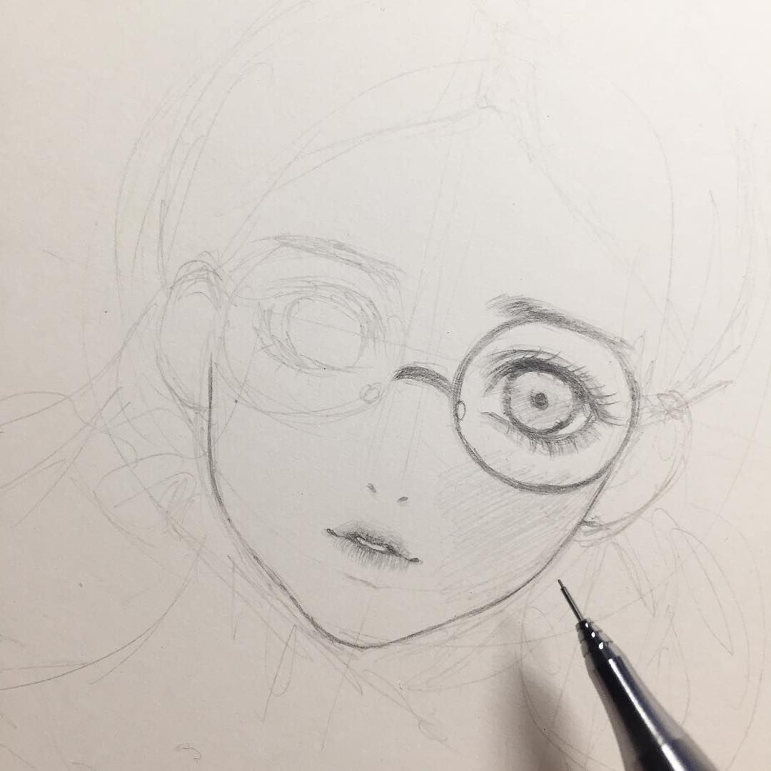 Wip Busy Cuz Of School 3jl Sketch Anime Manga Art Drawing Pencil Animedrawing Animeart Animegirl Anime Drawings Sketches Drawings Sketches