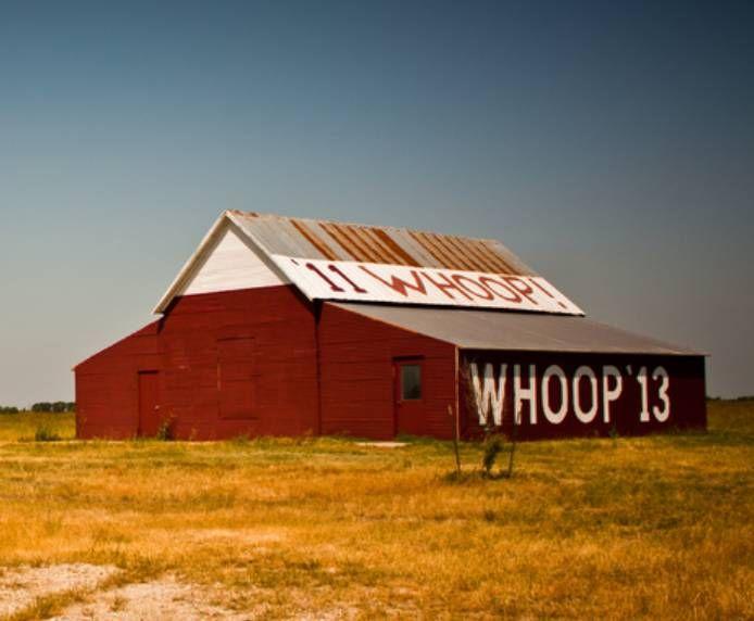 Texas A & M Aggies - Whoop Barn