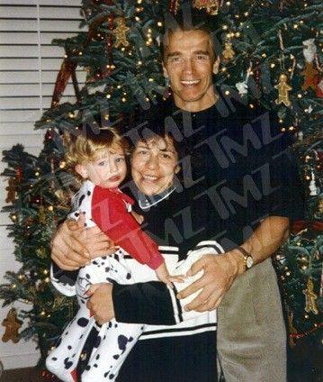Mildred Patricia Baena PHOTO: Mother of Schwarzenegger's Love Child
