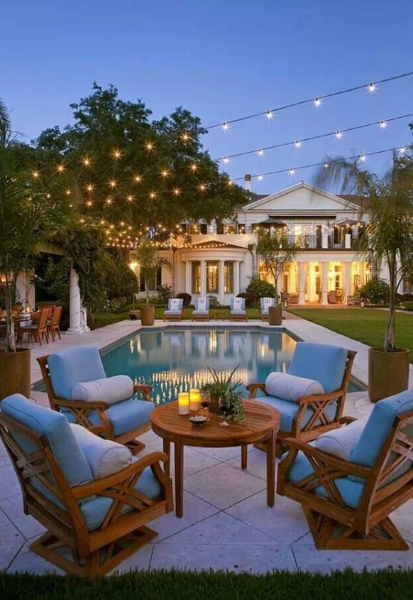Perfect Backyard Dream House Pool