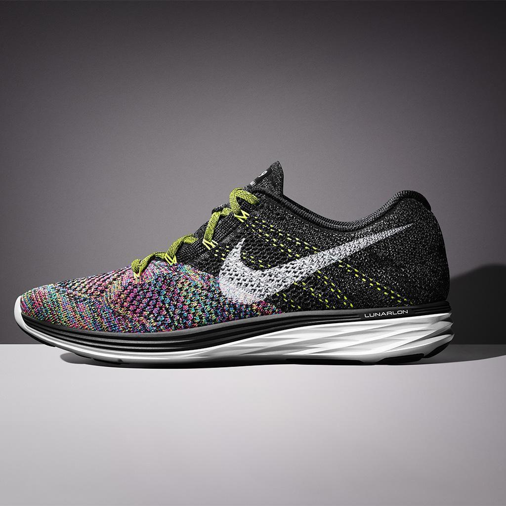 Nike Com On Twitter Nike Shoes Roshe Nike Flyknit Lunar 3 Nike