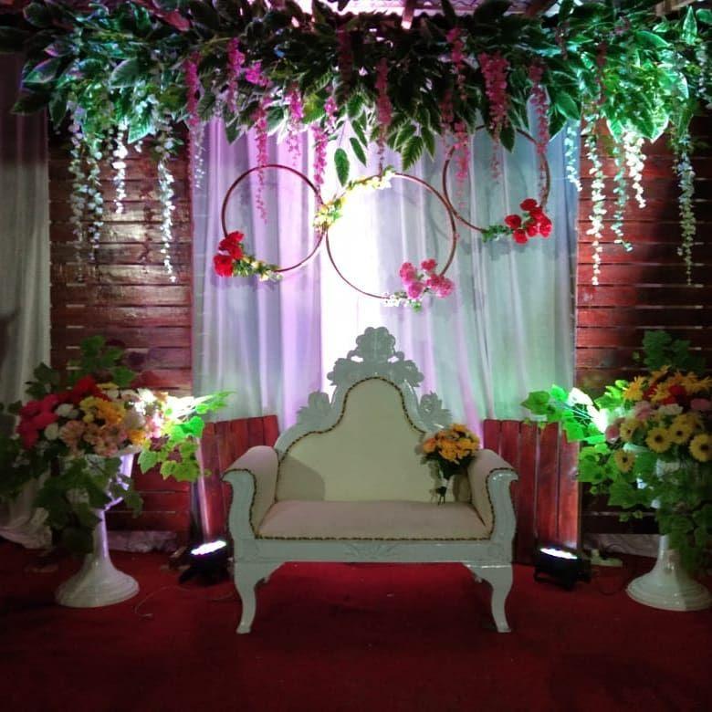 Sokorini Izza Dekotarion Murahnya Dekor Dekorminimalis Dekormodren Dekorrustic Dekorklasic Dekortunangan Wedding Tenda Panggung Dekor Tenda Dekorasi