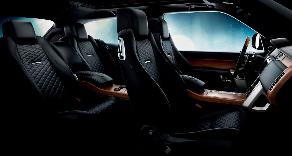 Photo of 2019 Range Rover Interior – EsconS