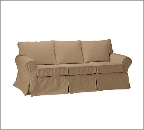 Pottery Barn Basic Sofa It Just Looks So Basic And Could