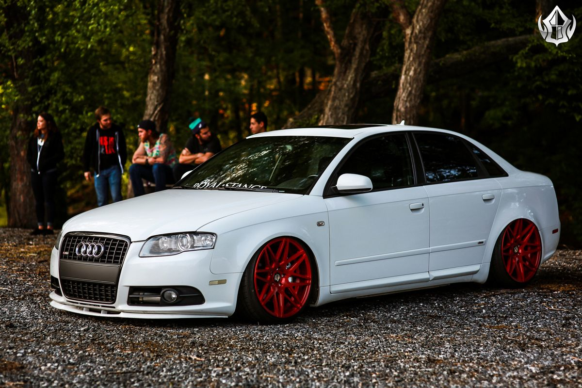 featured fitment audi a4 with vip modular vrc13 wheels. Black Bedroom Furniture Sets. Home Design Ideas