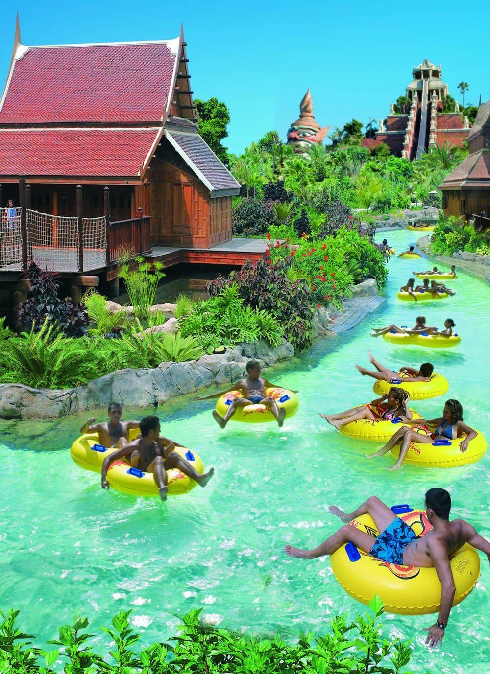 Wie viele der 25 besten Wasser-Funparks in Europa hast du schon besucht?