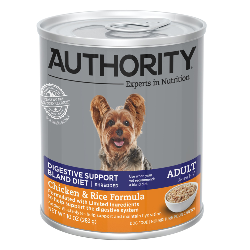 Authority® Digestive Soothing Support Wet Dog Food in 2020