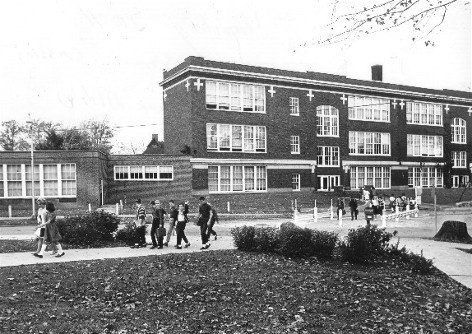 Willoughby Jr High School Circa 1960 Willoughby Ohio In My