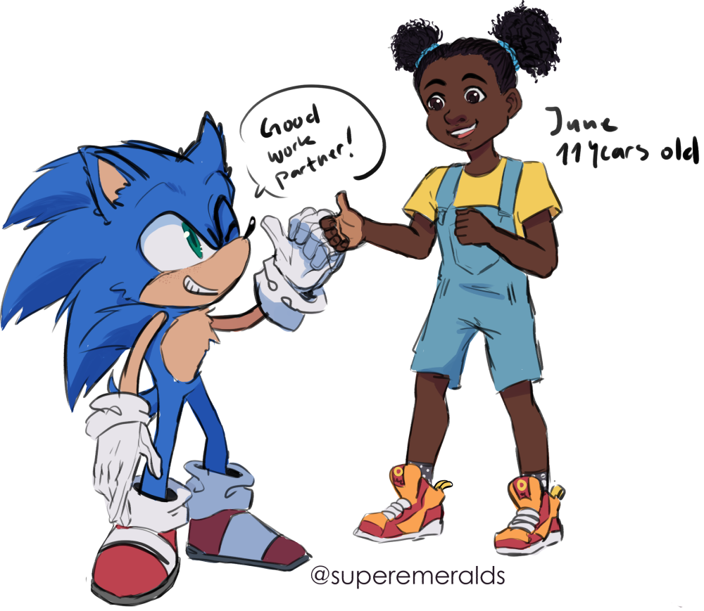 Ive Had My Own Idea For A Sonic Movie That Would Still Be Live