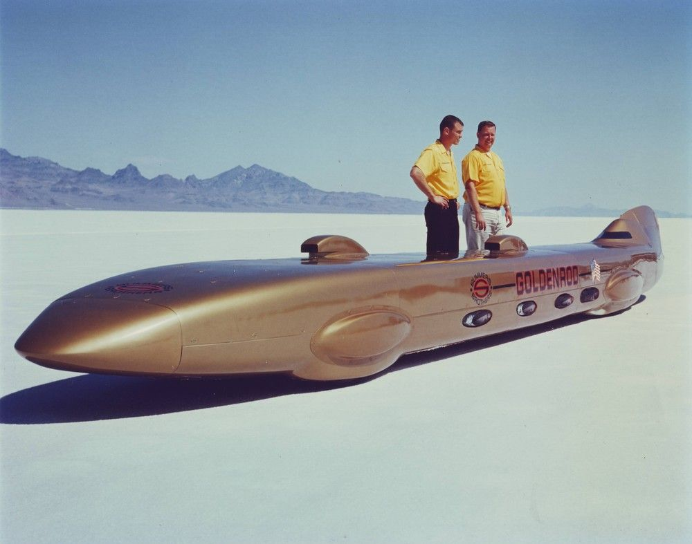 Land Speed Record >> Land Speed Record Goldenrod Google Search Race Cars
