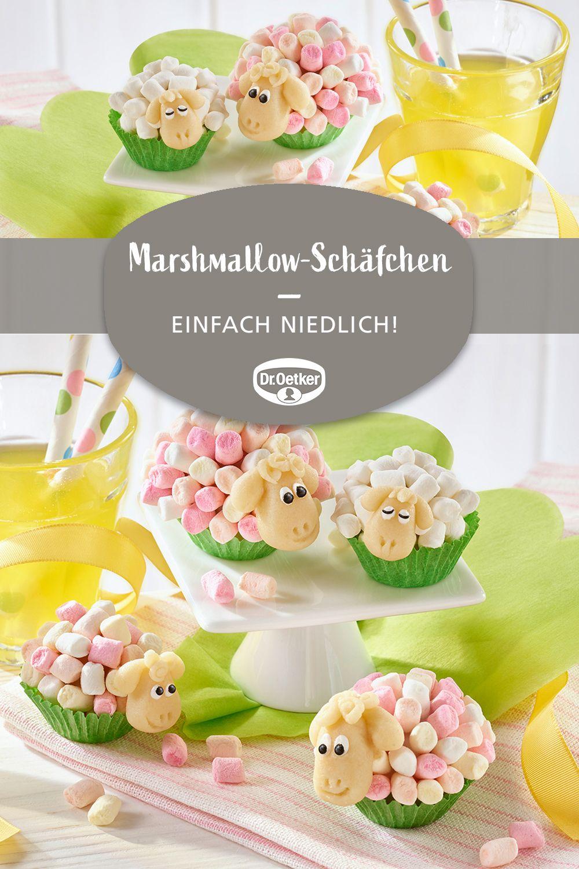 Marshmallow-Schäfchen