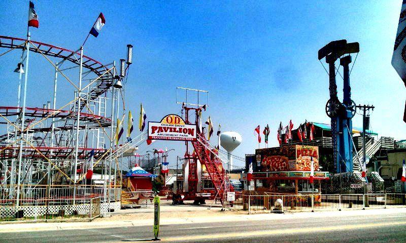 O D Pavilion And Amusement Park North Myrtle Beach Sc Myrtle Beach Myrtle Beach Vacation North Myrtle Beach