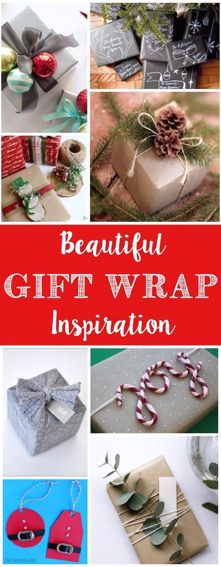 15 Beautiful Gift Wrap Ideas 15 Beautiful