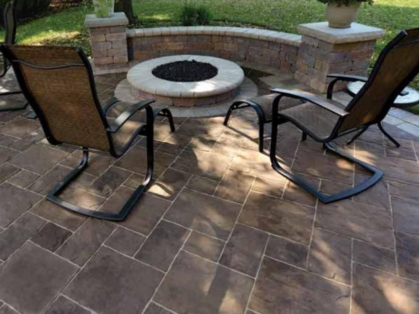 Unilock Round Fire Pit - Unilock Round Fire Pit Fire Pit For Your Home Pinterest Round