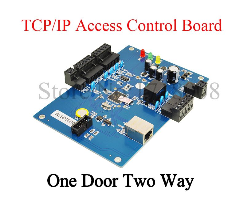 one door two way access control panel access board rs485 tcp ip rh pinterest nz