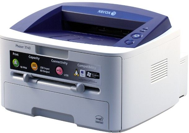 Xerox Phaser 3140 Driver Printer Download Printer Vista Windows
