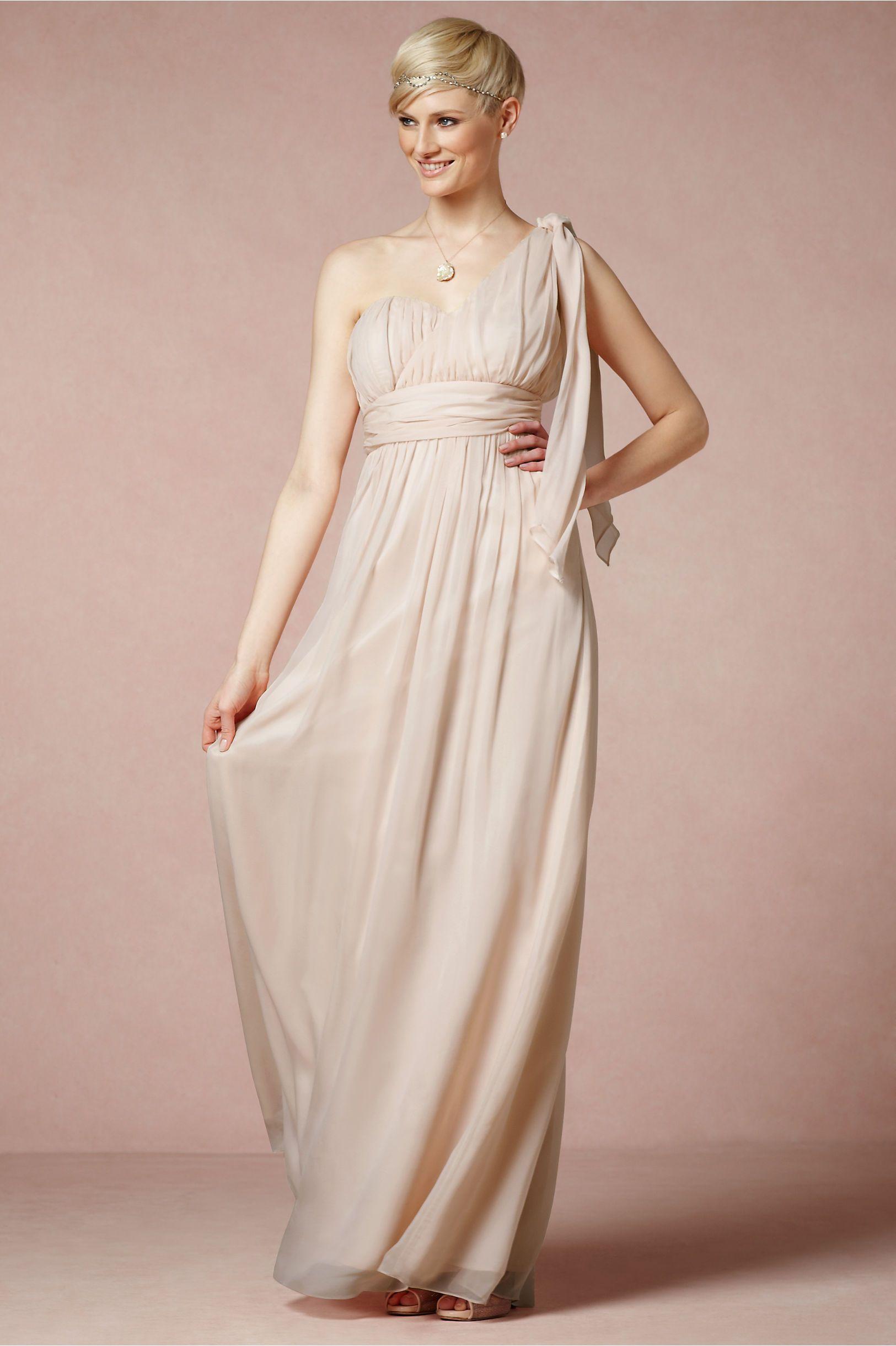 Thalia Maxi Dress in Bridal Party & Guests Bridesmaids Dresses at ...