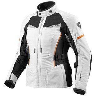 Rev It Women S Sand Jacket In Silver Black All Weather