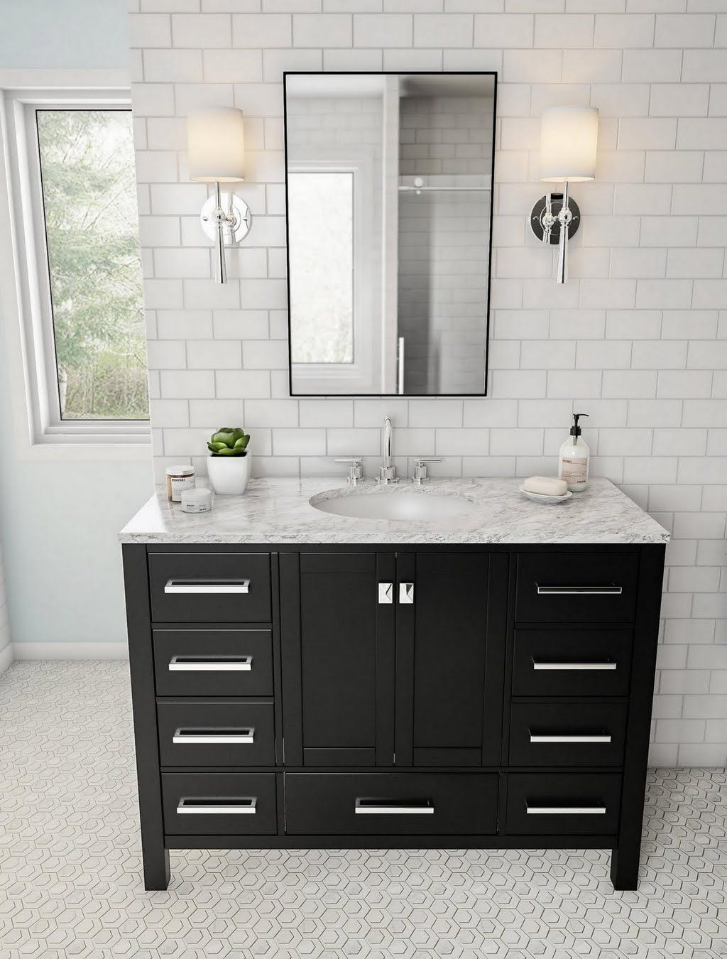 shop our bathroom department to customize your black and white rh pinterest com