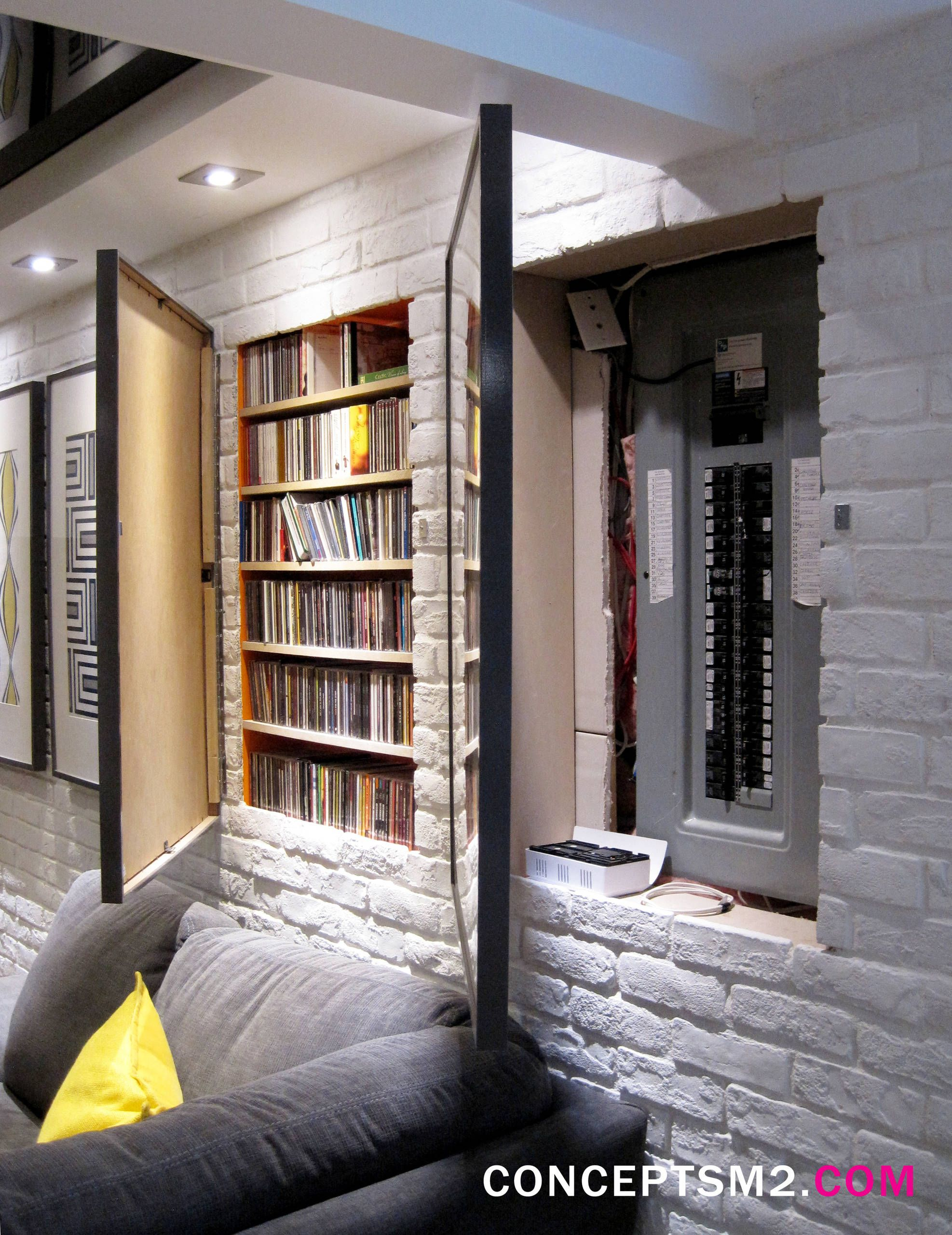 27 Perfectly Captivating Basement Design Ideas 27