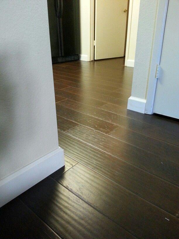 Hickory Ebony Laminate From Tropical Flooring Flooring Pinterest